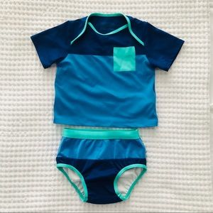 Patagonia Infant Swim Set